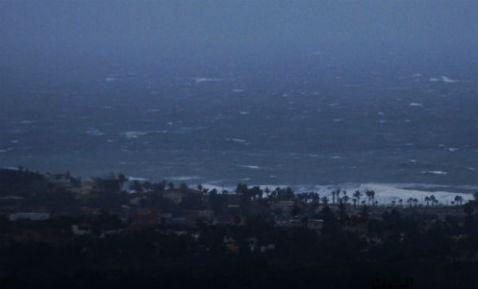 Oaxaca cierra puertos a la navegación ante posible formación de ciclón (18:12 h)
