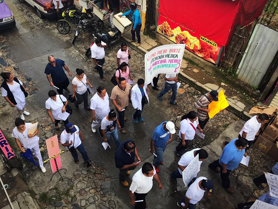 Continúa demanda de trabajadores de Salud
