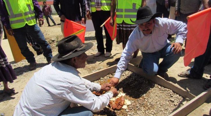 Inicia HAM obras de infraestructura en la Sierra Norte (21:00 h)