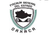 Postura de la Fiscalía de Oaxaca frente a publicación de Ley General de Desaparición Forzada (16:00 h)