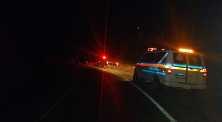 Deja cuatro lesionados volcadura en Huajuapan (18:00 h)
