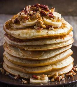 hotcakes de avena