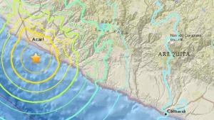 terremoto Peru