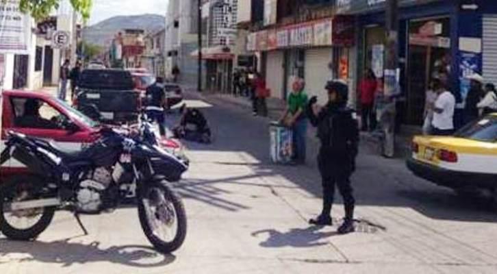 Atropellan a octogenaria en Huajuapan (17:30 h)