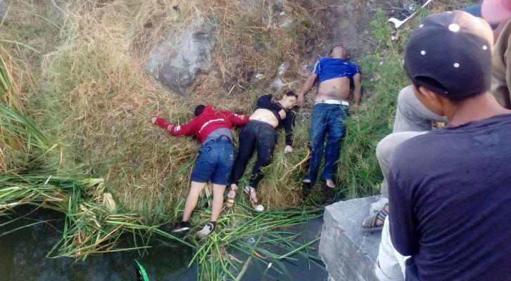 Mueren 3 presuntos migrantes en accidente en la carretera federal 190, en San Blas Atempa (08:40 h)