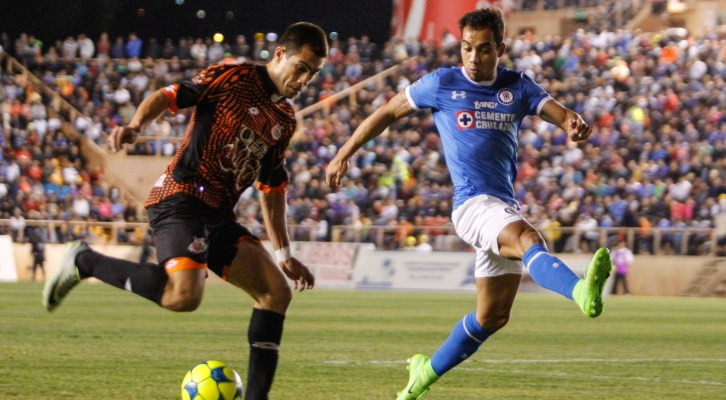 Cruz Azul recibe a los Alebrijes de Oaxaca a las 19:00 horas dentro de la Copa MX (12:00 h)
