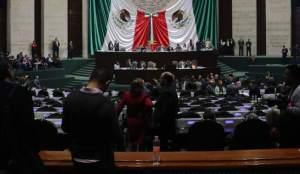 CIUDAD DE MÉXICO, 23NOVIEMBRE2017.- Conmemoran en la Cámara de Diputados el Día de la Armada de México, como un reconocimiento a quienes salvaguardan y vigilan el espacio aéreo y marítimo de la nación. FOTO: SAÚL LÓPEZ /CUARTOSCURO.COM