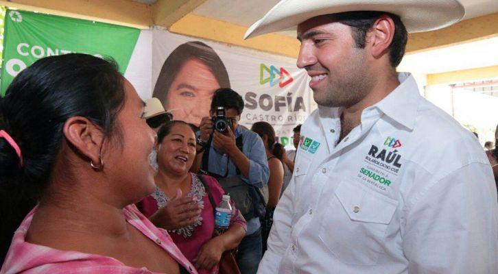 Raúl Bolaños desde el Senado impulsará la actividad agrícola para mejorar condiciones del campo oaxaqueño (09:00 h)