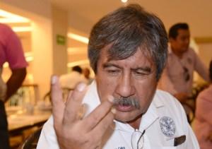Arturo Coachi Calvo taxistas Zaachila