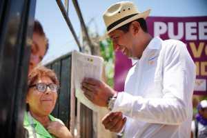 Comunicado ALJ.- El cariño y apoyo de la gente seguirán siendo nuestra fortaleza en Xoxocotlán López Jarquín (2)