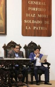 INTERVENCIÓN DEL REGIDOR EDUARDO REYES