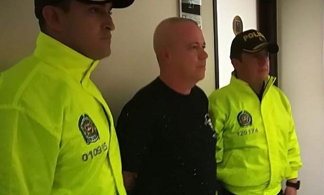 Detienen en Colombia a 'Popeye', exjefe de sicarios de Pablo Escobar (21:30 h)