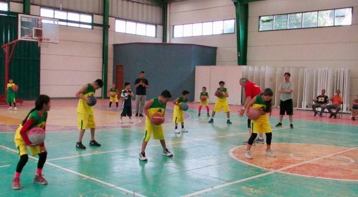 Gran nivel en el Encuentro Internacional de Baloncesto Lógico (17:00 h)