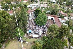 evento de amilo en Guelatao