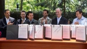 Atestigua Gobierno de Oaxaca Promulgación de la Ley General de Desarrollo Forestal Sustentable (2)