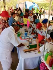 Coadyuva Secretaria de Administración en la Feria Infantil de Transparencia 2018 (1)