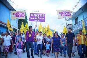 Comunicado ALJ.- Desarrollo social y mejoramiento urbano, ejes prioritarios para ALJ en Xoxocotlán (1)