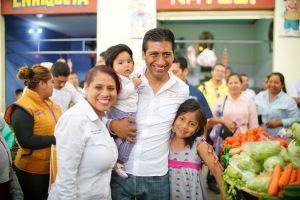Comunicado ALJ.- Seguiremos fortaleciendo el desarrollo económico de Xoxocotlán López Jarquín (1)