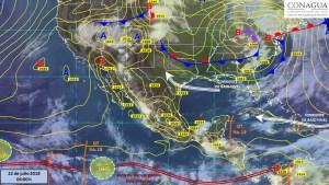 mapa conagua jul 22