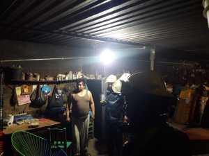 Atiende CEPCO familias afectadas por granizada y lluvias en la Mixteca 3