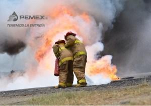 pemex refinería pruebas