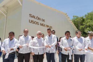 Inaugura Alejandro Murat Primera Conferencia Internacional sobre Terremotos y Tsunamis en Oaxaca 6