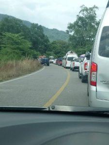 bloqueo carretera tuxtepec