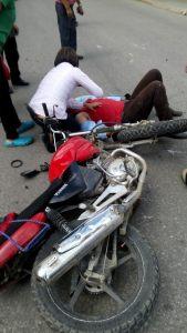motociclista netolin