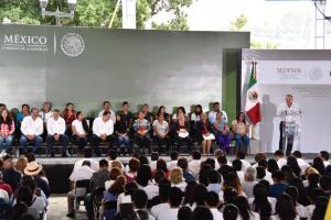 LANZAMIENTO NACIONAL DE LA BECA SEP-PROSPERA(2)