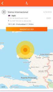 sismo haiti