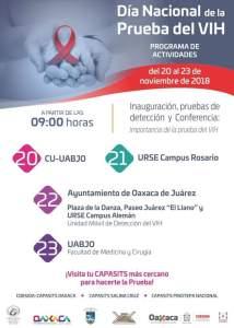 Coesida- Día Nacional de la Prueba del VIH (1)