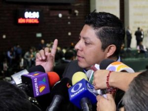 Ricardo Gallardo, PRD