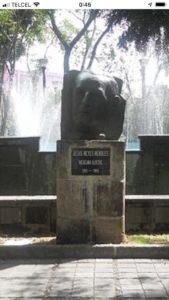busto reyes heroles