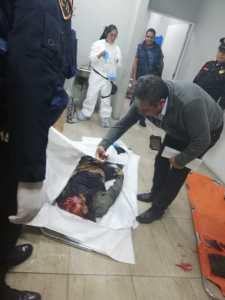 muerto metro insurgentes
