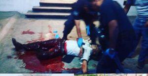 sangriento asalto