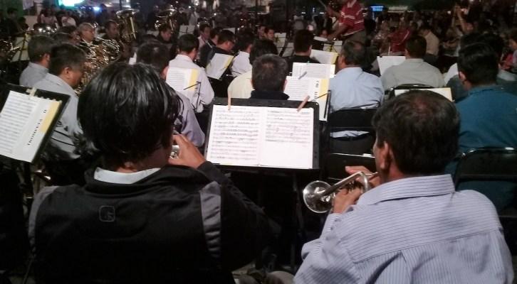 Un rosario de agravios a la Banda de Música del Estado (10:30 h)
