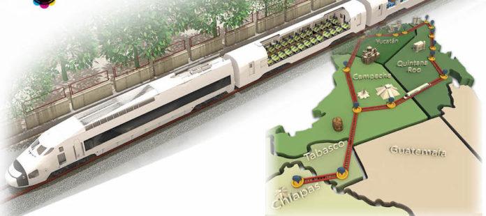 Realizará IPN estudios de factibilidad y evaluación de impacto del Tren Maya (21:00 h)