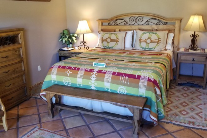 La Casita Room with Bed