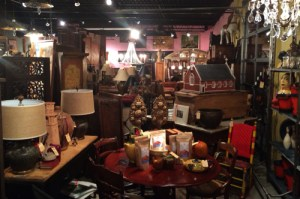 The Raven Fine Consignments in Santa Fe, NM.