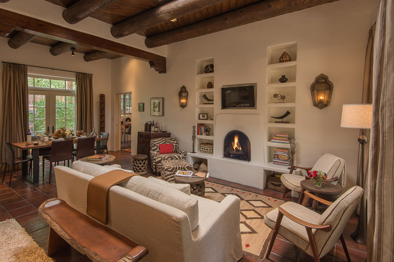 Historic + Modern Vacation Rental in Santa Fe