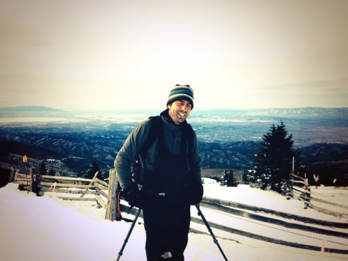 "Skinning Santa Fe: Time to review the ""Uphill Skiers Responsibility Code""?"