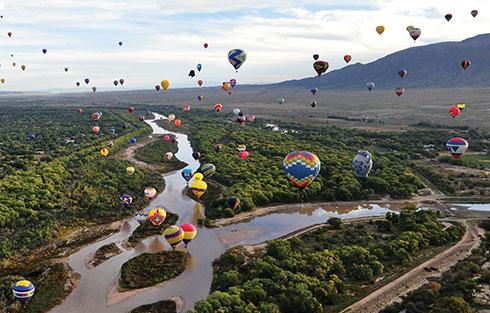 Albuquerque International Balloon Fiesta 2014