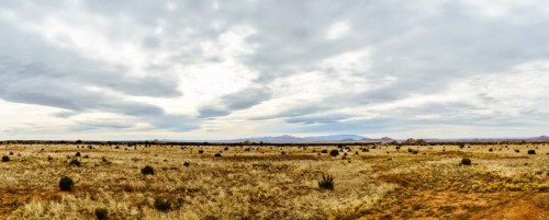 Arroyo Hondo Panorama, February 21, 2016