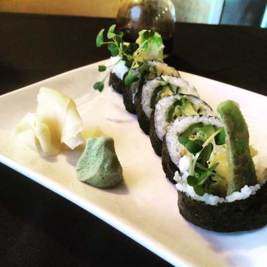 Santa Fe Roll (Source: Clare M. via Yelp)