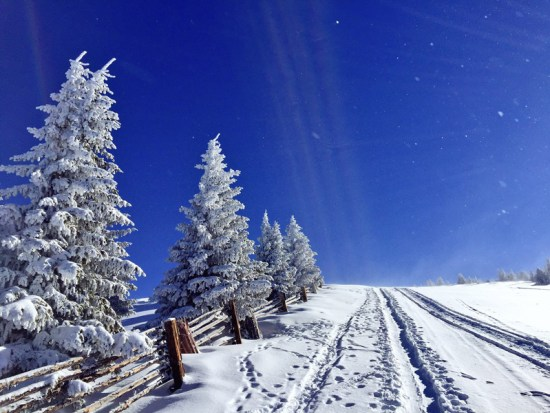 Spring Skinning and Skiing in Santa Fe, New Mexico (Source: Geo Davis)