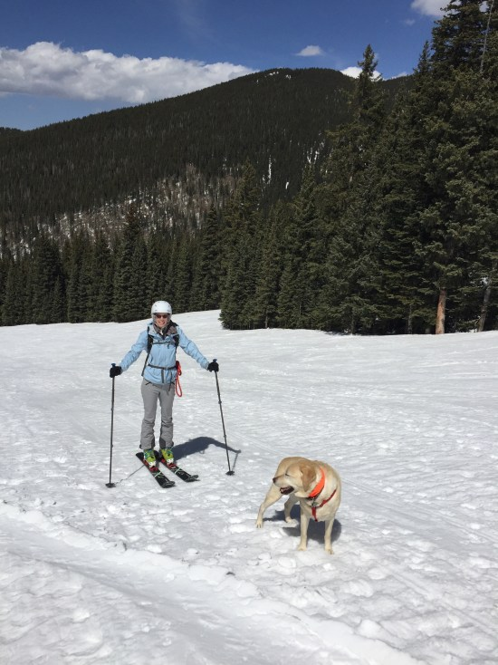 Spring Skinning and Skiing in Santa Fe (Source: Geo Davis)