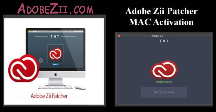 Adobe Zii Patcher MAC