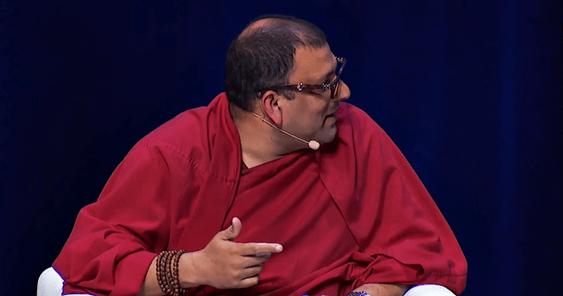 The Venerable Tenzin Priyadarshi