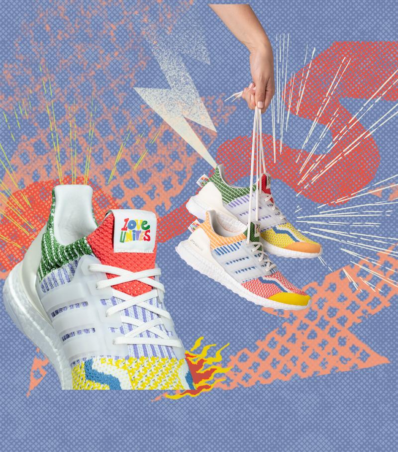 Brand & Business: Adidas debuts the 'Love Unites' 2021 Pride ...
