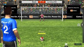 Duracell in Final Kick